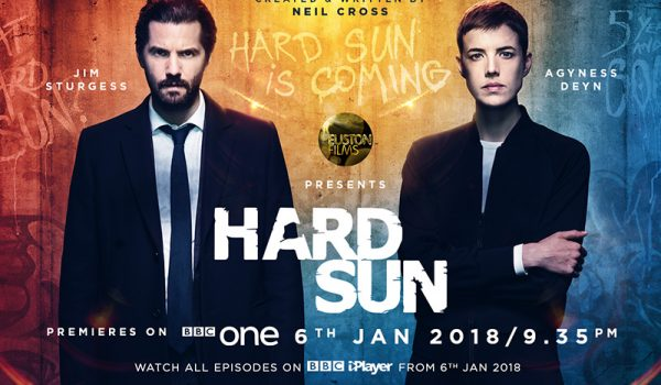 Neil Davidge Scores Music For The Highly Anticipated TV Series 'Hard Sun'
