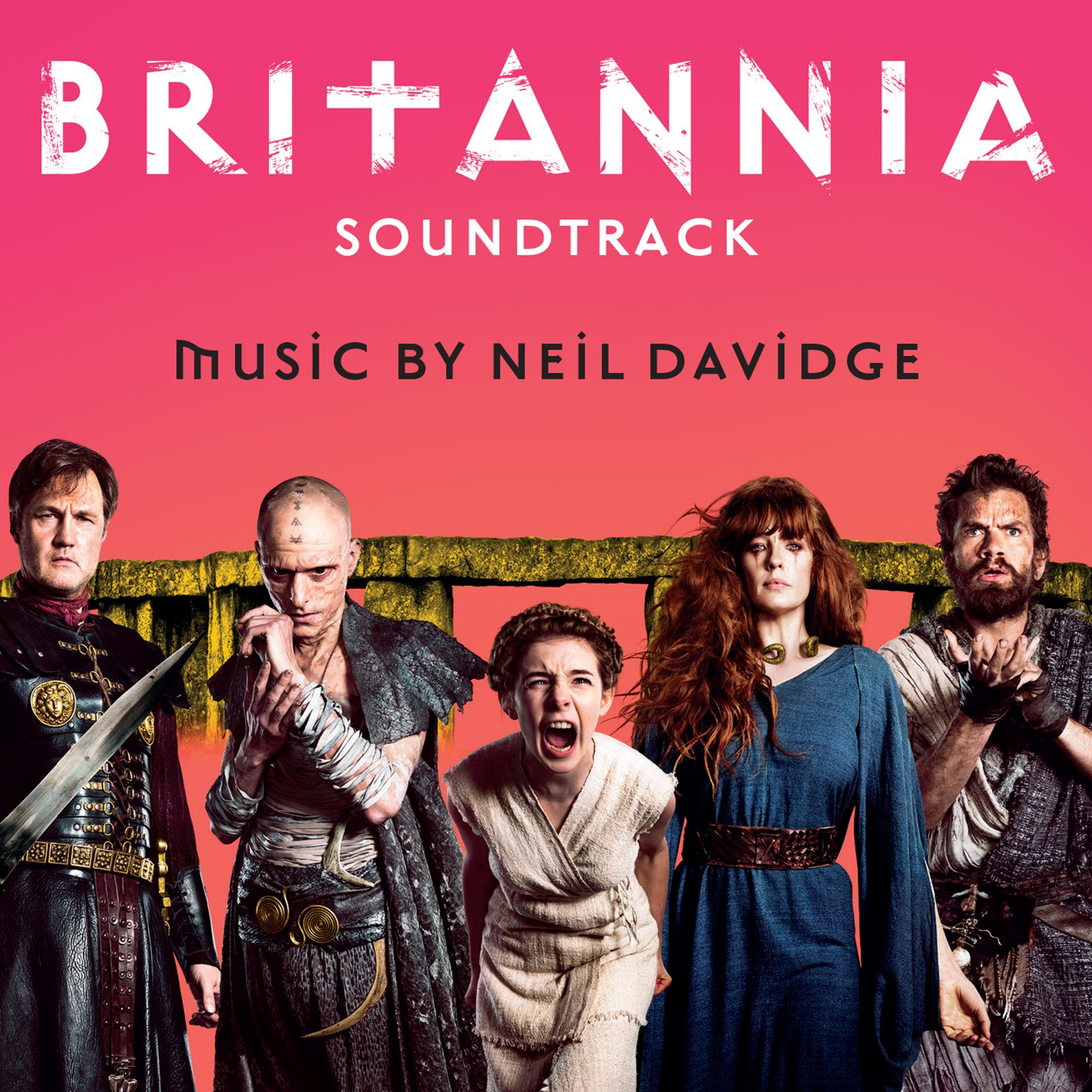 Neil Davidge Britannia Soundtrack